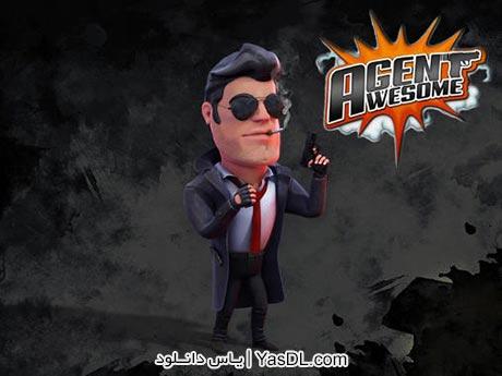 دانلود بازی Agent Awesome برای PC