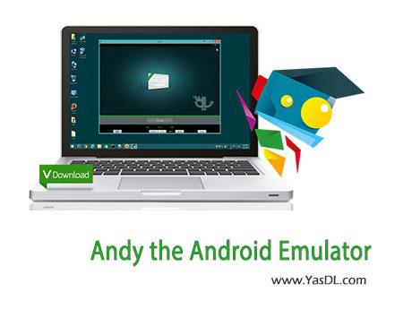 دانلود Andy 46.2.63 x86/x64 – اجرا اندروید بر روی ویندوز