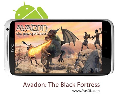 دانلود بازی Avadon: The Black Fortress v1.1.2 برای اندروید
