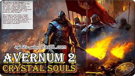 دانلود بازی Avernum 2 Crystal Souls برای PC