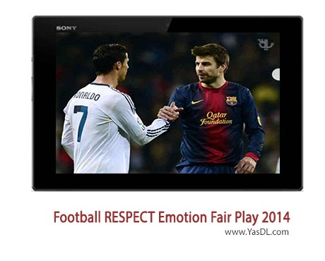 دانلود کلیپ احترام در فوتبال با بازی جوانمردانه