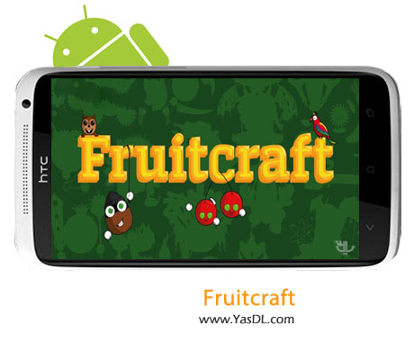 دانلود بازی Fruit Craft 1.4.2268 - بازی فروت کرفت برای اندروید