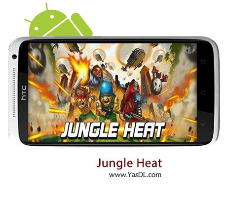 دانلود بازی Jungle Heat v1.3.1 برای اندروید