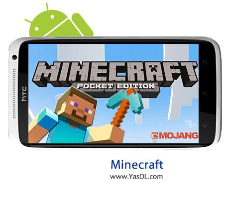 دانلود بازی Minecraft - Pocket Edition 0.13.0 Build 5 برای اندروید + نسخه مود شده