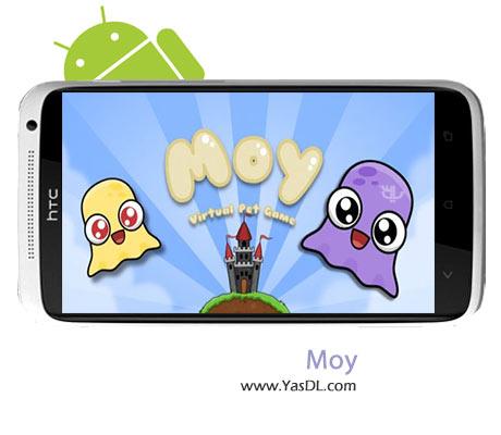 دانلود بازی Moy 4 - Virtual Pet Game 1.50 بازی موی برای اندروید + نسخه بی نهایت