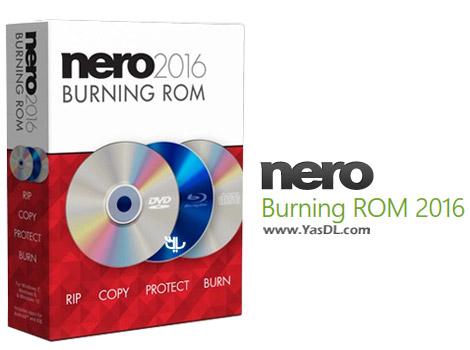 دانلود Nero Burning ROM 2016 17.0.00200 - نرم افزار نرو