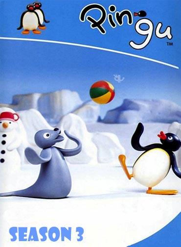 دانلود فصل سوم انیمیشن پینگو Pingu Season 3
