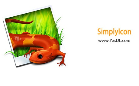 دانلود SimplyIcon 1.1 - نرم افزار تبدیل تصاویر به آیکون