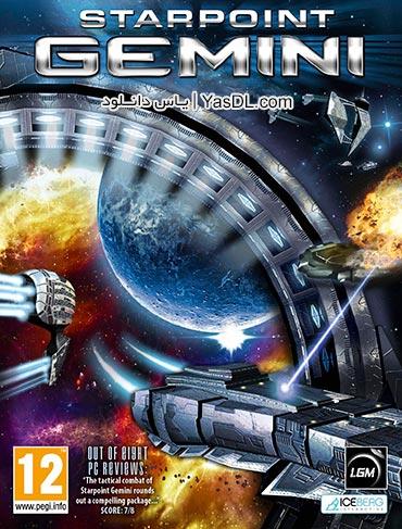 دانلود بازی Starpoint Gemini Complete برای PC