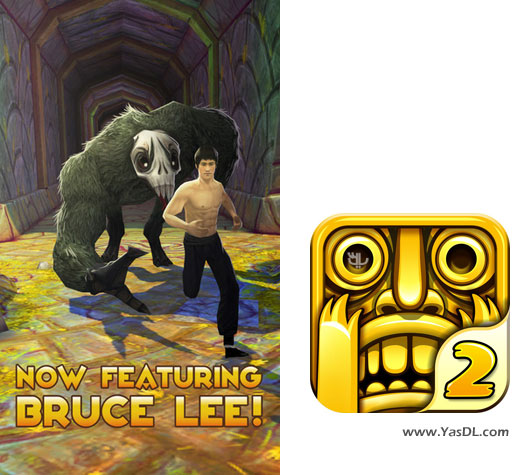 Temple Run 2 1.65.0 For Android + Infinite Money