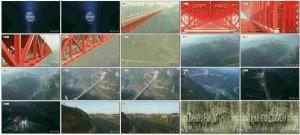 The Highest Bridge In The World Aizhai Bridge China screenshot 300x135 - دانلود کلیپ بلندترین پل جهان The Highest Bridge In The World
