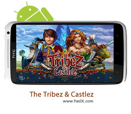 دانلود بازی The Tribez & Castlez 2.0.0 برای اندروید