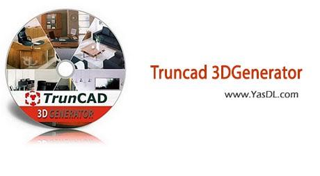 دانلود Truncad 3DGenerator v10.0.31 نرم افزار طراحی دکوراسیون خانگی