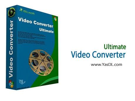 دانلود iSkysoft Video Converter Ultimate 5.4.4.0 - مبدل فایل های ویدئویی