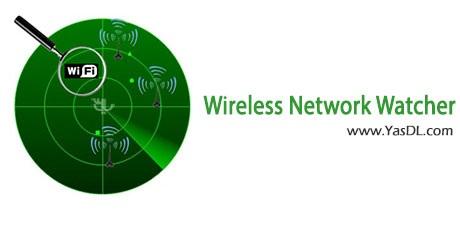دانلود Wireless Network Watcher 1.80 + Portable - نمایش دستگاه های متصل به وایرلس