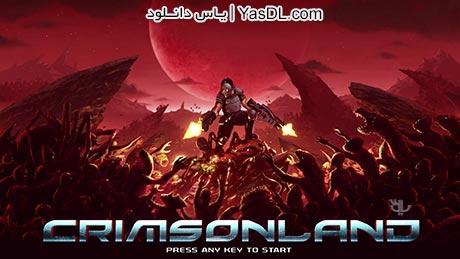 دانلود بازی کم حجم Crimsonland Steam Edition برای کامپیوتر