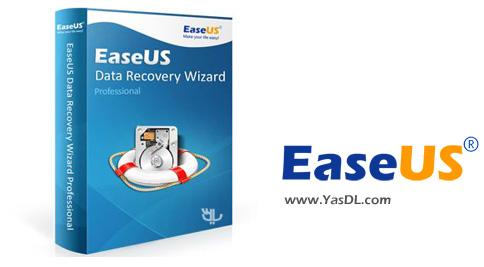 دانلود EASEUS Data Recovery Wizard Professional بازگردانی حرفه ای فایل ها