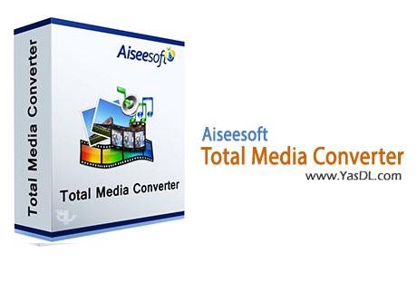 دانلود Aiseesoft Total Media Converter v8.0.12 مبدل مالتی مدیا