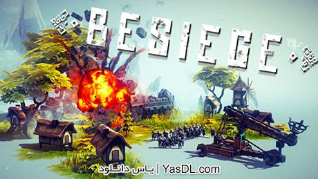 دانلود بازی کم حجم Besiege برای PC