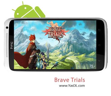 دانلود بازی Brave Trials v1.4.5 برای اندروید + نسخه پول بی نهایت