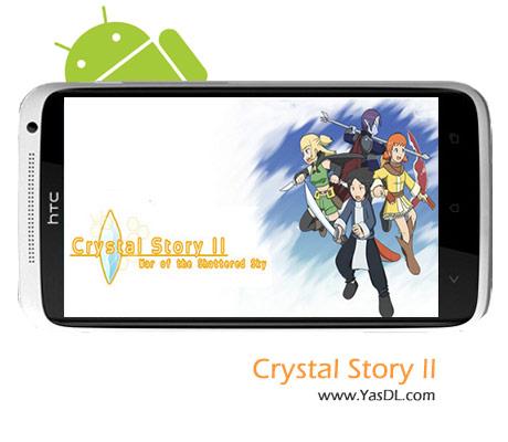 دانلود بازی Crystal Story II v2.2 برای اندروید