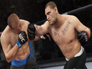 دانلود بازی EA SPORTS UFC v1.0 برای اندروید + دیتا