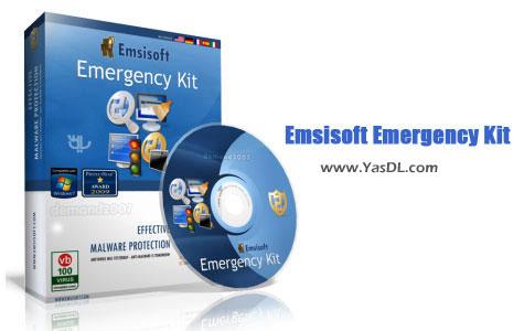 دانلود Emsisoft Emergency Kit 9.0.0.4523 - نرم افزار آنتی تروجان 2015