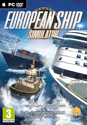 دانلود بازی European Ship Simulator برای PC