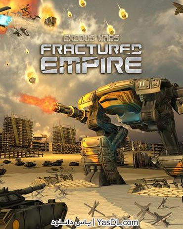 دانلود بازی Exodus Wars Fractured Empire برای PC