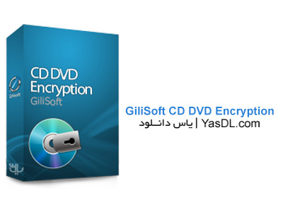 دانلود GiliSoft CD DVD Encryption 3.2.0 - نرم افزار رمزگذاری روی لوح های فشرده