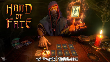 دانلود بازی Hand of Fate برای PC