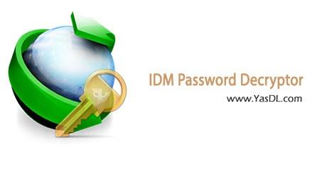 دانلود IDM Password Decryptor v3.0 نرم افزار نمایش پسووردهای ذخیره های در IDM