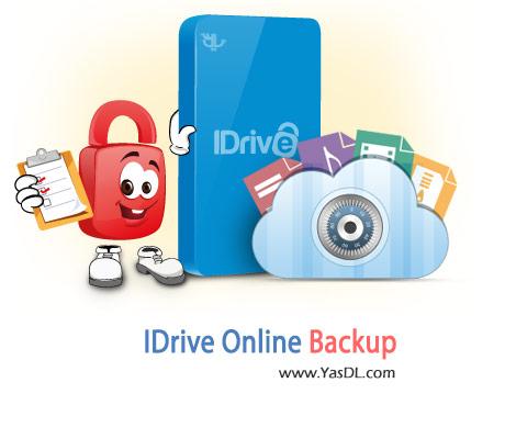 دانلود IDrive Online Backup Free 6.2.0.8 Final پشتیبان گیری آنلاین