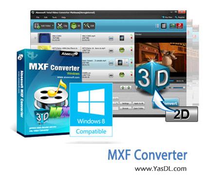 دانلود Aiseesoft MXF Converter v7.1.58 مبدل فیلم های MXF