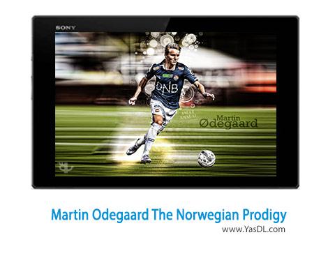 دانلود کلیپ مارتین اودگارد اعجوبه نروژی Martin Odegaard