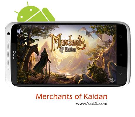 دانلود بازی Merchants of Kaidan v1.0 برای اندروید + پول بی نهایت