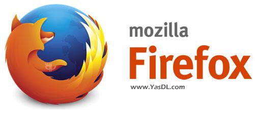 دانلود موزیلا فایرفاکس Mozilla Firefox Final x86/x64 + Farsi + Portable