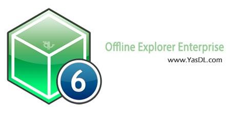دانلود Offline Explorer Enterprise 6.9.4208 SR4 + Portable - نرم افزار دانلود کامل سایت