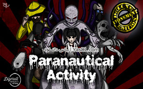 دانلود بازی Paranautical Activity Deluxe Atonement Edition برای PC
