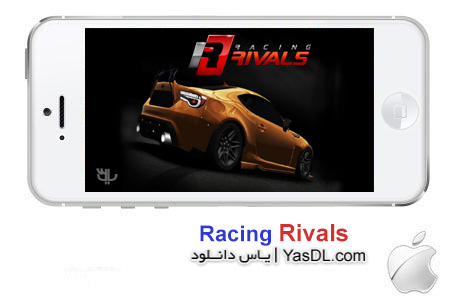 دانلود بازی Racing Rivals 3.2.0 برای ایفون و آیپد