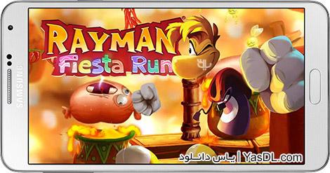 دانلود بازی Rayman Fiesta Run 1.2.9 برای اندروید + نسخه پول بی نهایت