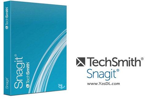دانلود Snagit 12.3.0 Build 2789 + Portable - نرم افزار عکس گرفتن و فیلم برداری از دسکتاپ
