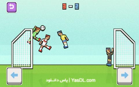 دانلود بازی Soccer Physics برای کامپیوتر