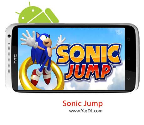 دانلود بازی Sonic Jump 2.0 - بازی سونیک برای اندروید