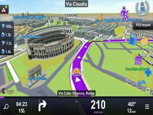 دانلود Sygic GPS Navigation 15.0.0 - برنامه مسیریاب سخنگو فارسی آفلاین اندروید