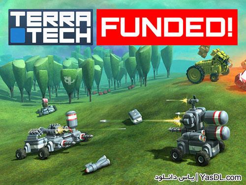 دانلود بازی کم حجم TerraTech Deluxe Edition برای کامپیوتر