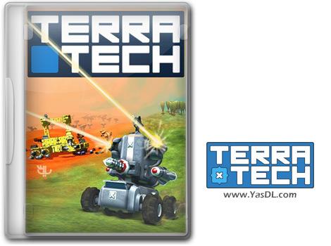 دانلود بازی TerraTech Deluxe Edition برای PC