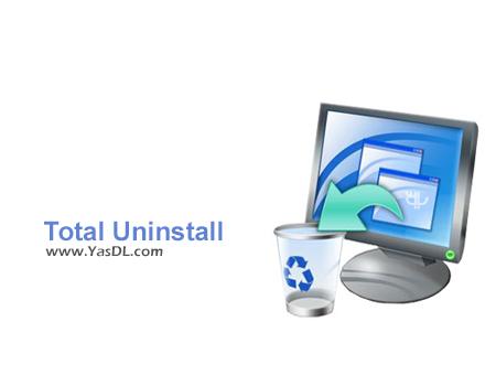 دانلود Total Uninstall Professional 6.16.0.320 + Portable - نرم افزار حذف کامل برنامه ها