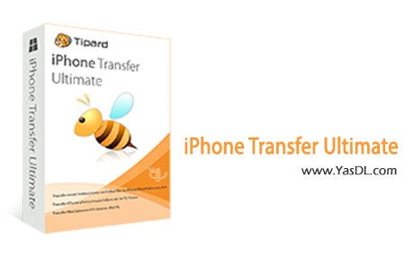 دانلود Tipard iPhone Transfer Ultimate v8.1.18.36846 انتقال فایل از آیفون به کامپیوتر و بالعکس