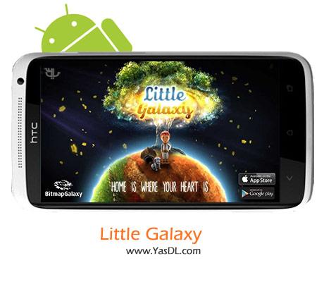 دانلود بازی Little Galaxy Family v2.5.5 برای اندروید